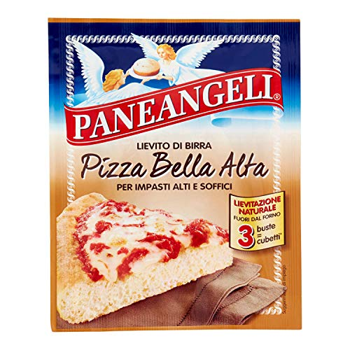 Paneangeli Mastro Fornaio Pizza Natural Yeast Thick Pizza Base Mix (3x9g)