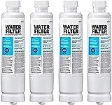 Filtro Acqua Frigorifero DA29-00020B, Compatibile con DA29-00020A, Frigoriferi HAF-CIN/Exp / Tier1, 4 Confezioni