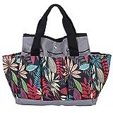 Liineparalle Damen Damen Handgepäck Reisetasche Multifunktions-Multitasche Tragbare Garten-Werkzeugtasche für den Außenbereich Handwerkzeug-Aufbewahrungstaschen