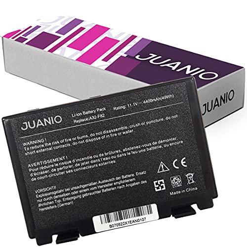 Bateria para portatil ASUS X70 Series 11.1V 4400mAh - JUANIO -