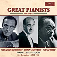 Great Pianists-Vol. 2 Brailowsky Cherkassky Serkin
