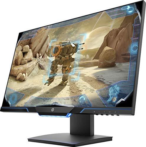 HP 25MX - Monitor de 25' FullHD (1920x1080, IPS LED, 16:9, 1 HDMI 2.0, 1ms, Antireflejo, Low Blue light, Ajustable), Negro