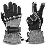 SUN CUBE Ski Gloves for Men & Women