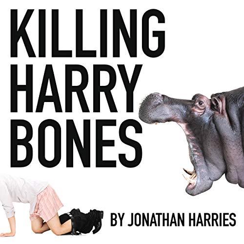 Killing Harry Bones audiobook cover art