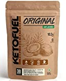 KETOFUEL® MCT Keto Oil Powder with Coconut Oil for Coffee & Shakes 500g