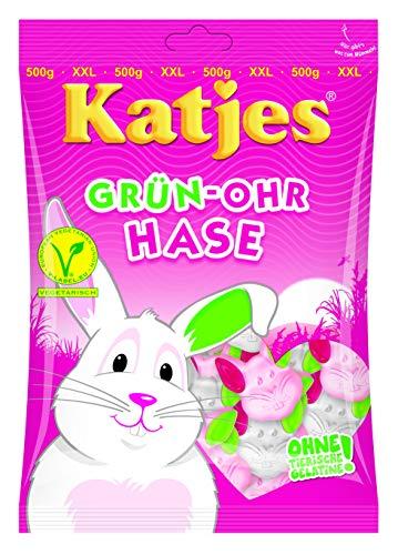 Katjes Grün-Ohr Hase, 200 g