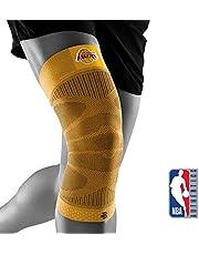 BAUERFEIND Sports Compression Knee Support NBA Rodillera Deportiva, Unisex Adulto