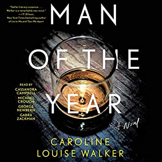 Man of the Year audiobook cover art