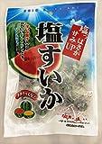 宮川製菓 塩すいか飴 袋 75g