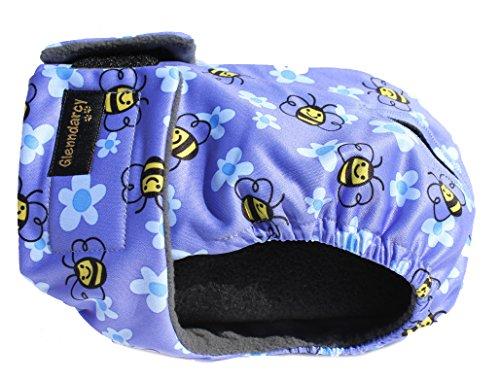 Glenndarcy Weibliche Hundewindeln - Wasserdichtes Stoff - Busy Bee Small Pants only