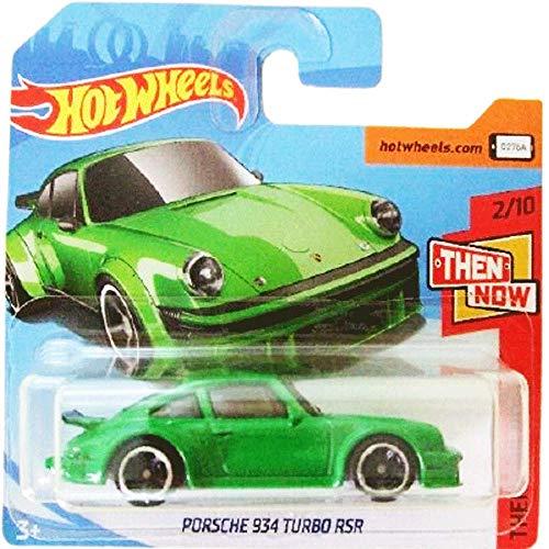 Hot Wheels Porsche 934 RSR Then and Now 2/10 2018 (338/365) Short Card