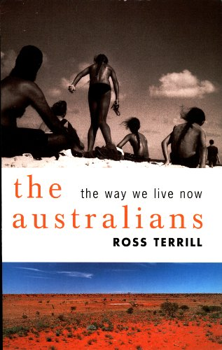 The Australians: The Way We Live Now