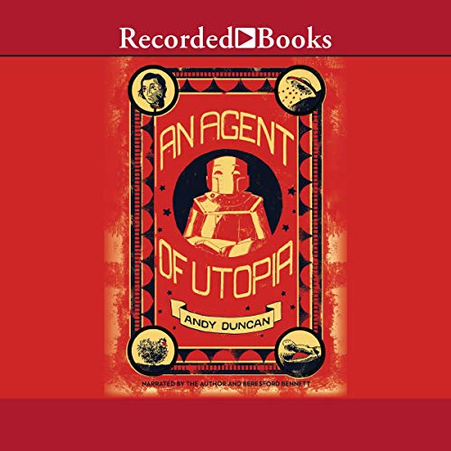 An Agent of Utopia cover art