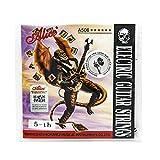 Alice Strings A506 - Cuerdas para guitarra eléctrica de acero niquelado (0,91 mm)