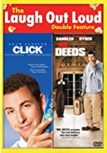 The Laugh out loud Double Feature - Click / Mr. Deeds
