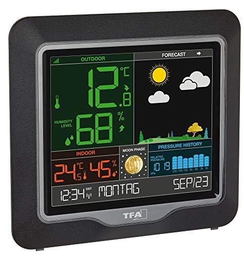TFA Dostmann Linea Plus Estación meteorológica