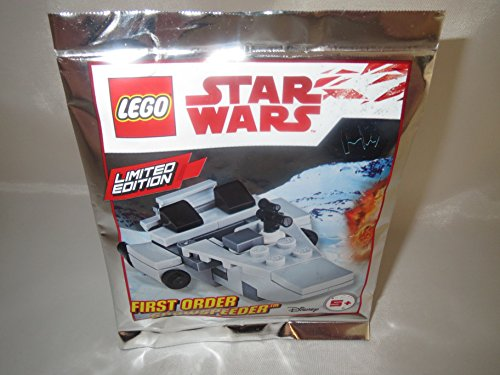 LEGO Star Wars First Order Snowspeeder - Limited Edition - 911728 - Polybag -