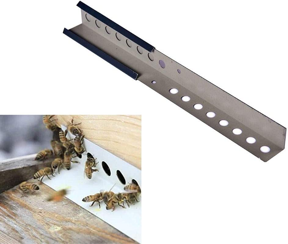 Beehive Mouse Guard 10 Frame 8 Frame,Bee Hive Entrance Reducer,Beekeeping M#81