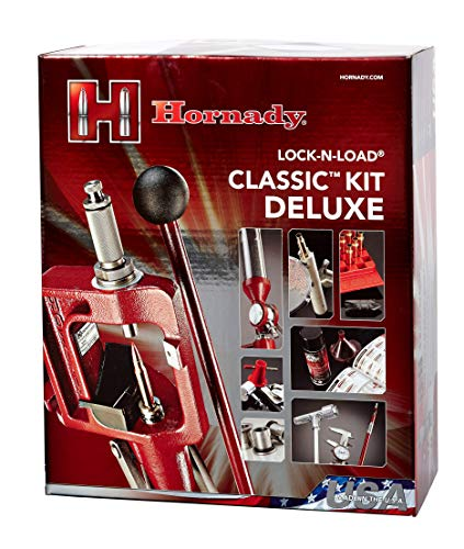 hornady Lock N LOAD Classic Deluxe nachzuladen-Kit