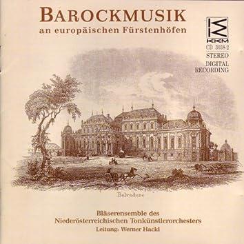 Barockmusik an europäischen Fürstenhöfen