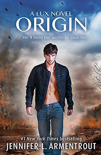 Origin (Lux - Book Four) (Lux 4)