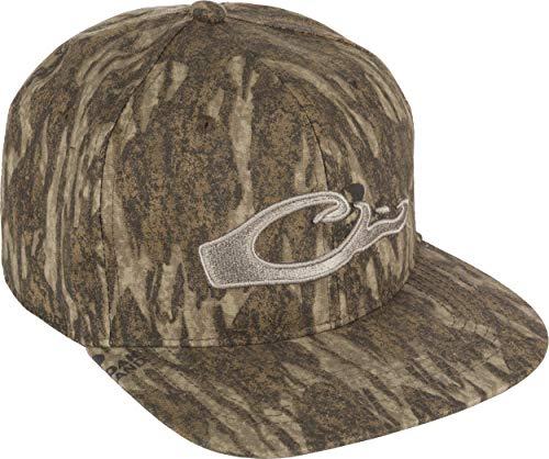 Drake Waterfowl Camo Flat Bill Cap …
