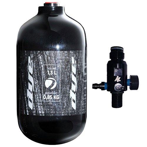 Dye Paintball HP System Core 1.3 Liter inkl. New Legion Dwarf Regulator 300 bar, 65490