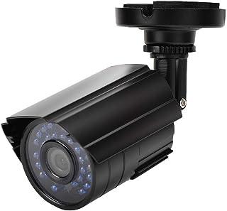 AHD1080P HD Cámara de vigilancia Cámara de Bala con IP66 Impermeable + 30 luz infrarroja visión Nocturna 2000TVL Cámara de Seguridad para hogar Oficina(PAL)