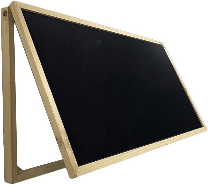 LIANGJUN Message Board Chalkboards Rectangle Wall-Mounted Magnet
