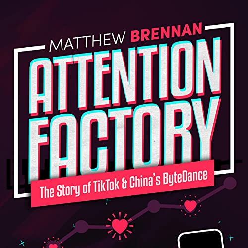 Attention Factory cover art