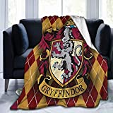 Yes I Do Gryffin-Dor Fleece Blanket Ultra-Soft Micro for Couch Or Bed Warm Throw Blanket