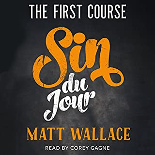 Sin du Jour: The First Course audiobook cover art