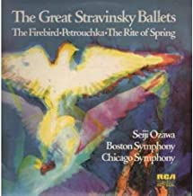 Great Stravinsky Ballets