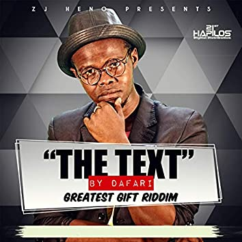 The Text - Single
