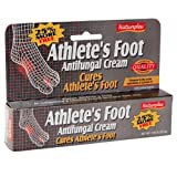 Natureplex Athlete's Foot Antifungal Cream, 1.25 oz. (2 Pack)