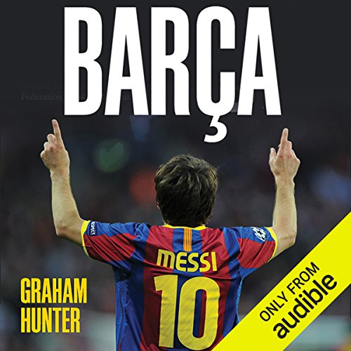 Barca audiobook cover art
