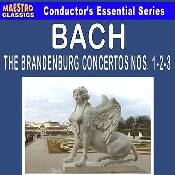 Bach: Brandenburg Concertos No. 1-3