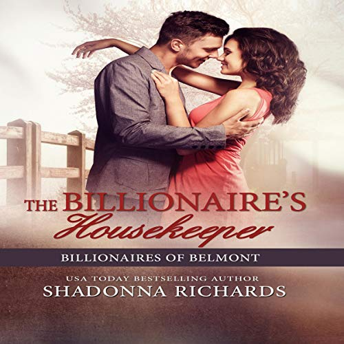 The Billionaire's Housekeeper Audiobook By Shadonna Richards cover art