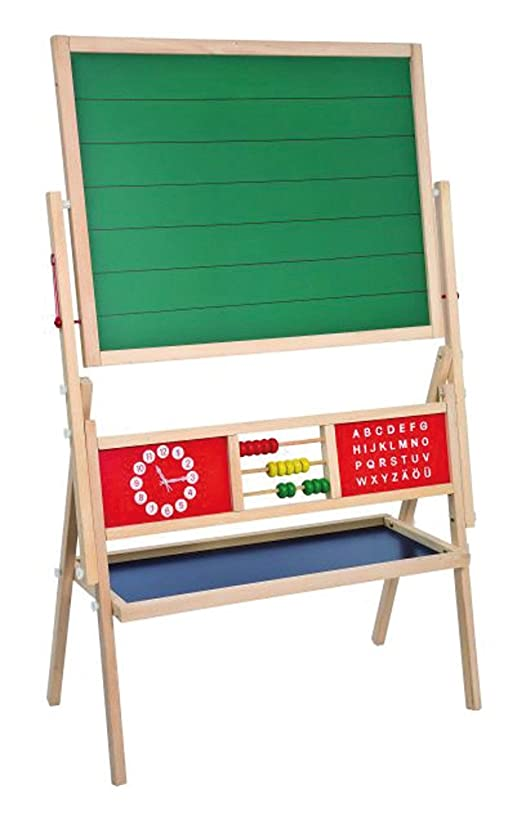 Idena 23905?Magnetic Standing Easel with Shelf 76?x 38?x 118?cm