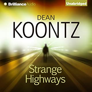 Strange Highways audiobook cover art