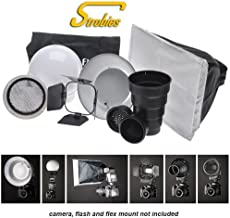 Interfit Strobies Portrait kit Without Flex Mount