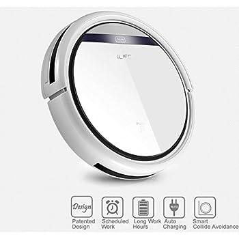 iLife Robot Aspirador: Amazon.es: Hogar