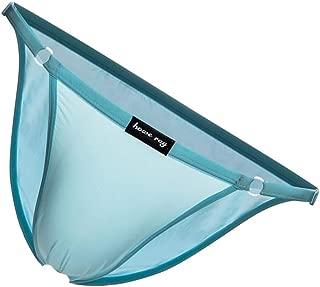 Prettyia Mens Ice Silk Low Rise Briefs Underwear String Bikini Adjustable