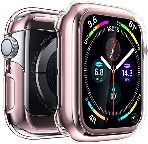 Penom Case for New Apple Watch SE Series 6 Screen Protector 44mm 2020 Apple Watch Series 5 Series product image