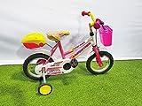"""Bicicleta Cinzia Jumpertrek Pony para niños, 12""""/30,48 cm,con ruedas"""