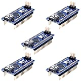 Longruner con ArduinoIDE ATmega328P CH340 5V 16M Módulo de placa de microcontrolador LKY64-5
