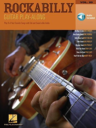 Rockabilly: Guitar Play-Along Volume 20 (English Edition)