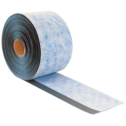 Wannendichtband Fugenband mit einem 2cm selbstklebenden Streifen Länge: 25m