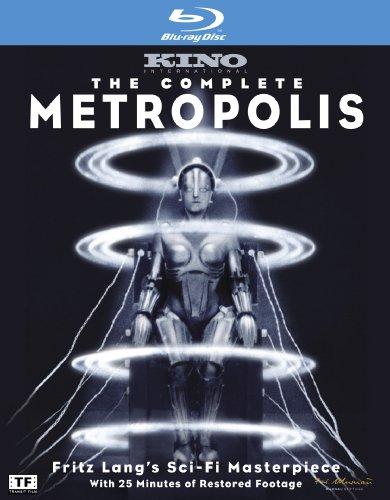 Complete Metropolis [Blu-ray] [Importado]
