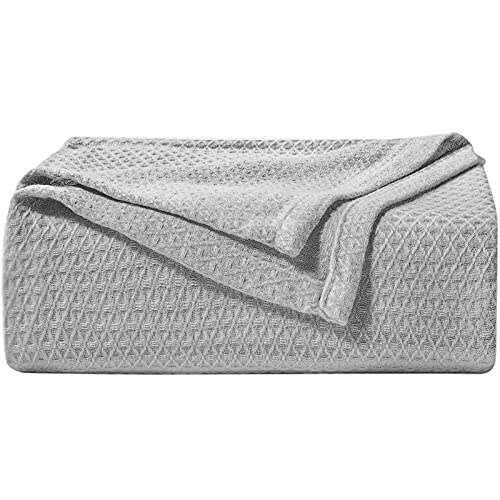 Cooling Blanket Queen Size,100% Bamboo Summer Blankets for Hot Sleepers to Keep Cool,Lightweight...